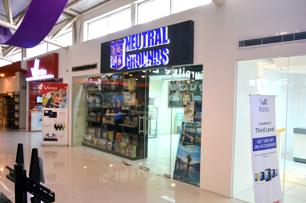 Neutral Grounds Cash & Carry